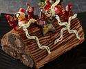 【クリスマスディナーブッフェ.12/23~12/25】黒牛ローストビーフや、ずわい蟹、ノルウェーサーモン、ブッシュドノエルも!クリスマス+鹿児島ブッフェ2時間食べ放題