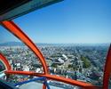 【web予約限定】京都タワー展望券付プラン~いちごスイーツビュッフェ~(平日)