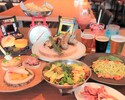 【EXBAR TOKYO】 EXBAR TOKYO Course (8 dishes)