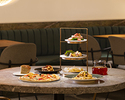 【エルタンランチ】有機野菜が主役!前菜3種・パスタ or 窯焼きピッツァ・デザートのコース