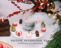 Weekend Festive Afternoon Tea (Set for 2)