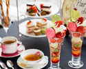 [Special parfait set to enjoy on the ground 120m] enjoy a drink in the pastry chef special dessert to choose from 20 species
