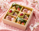 【Takeaway】HANAMI SWEETS BOX