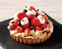 Strawberry tart 18cm
