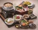 【土日祝】季節の釜めし膳 2,500円(税込)