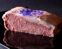 【神戸牛コース】最上級の神戸牛、フォアグラなど選べる特製料理を含む全8品 ~web予約特典!乾杯スパークリング付~