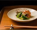 Lunch course 26,400 yen