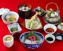 季節御膳 デザート付(平日予約限定)