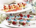 【Only from web site】Sweet Buffet Adults
