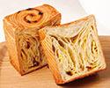 「クロワッサン食パン ラムレーズン」 ※10時以降の受取り