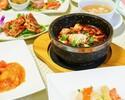 【飲み放題付き】中華料理◆桜花コース