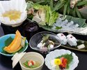 [Lunch] Hamo kaiseki