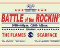 3月28日(土) Battle of the Rockin' VS SCER FACE