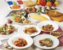 [Special price 11:00-13:30] Lunch buffet Adult 10%OFF