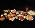 《2時間飲み放題付き》【プラチナコース】当店自慢の新鮮魚介料理が満載のおすすめコース◎