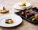 35周年記念特別ディナー 食べ比べステーキコース