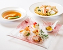 [Weekday Limited Dinner] Official HP Limited Twilight Special Offer Hobu Course