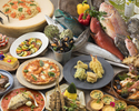 All -you-can Tempura & Spring Mediterranean Delicacy Buffet Child (6-12 years)
