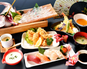 【 ZAUO FISHING SET+SUSHI MAKING EXPERIENCE 】You can add Free Flowing Drinks☆