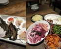 ☆BBQ【肉×海鮮×野菜×焼きそば】オーシャンビューバーベキュー!【スタンダードプラン】