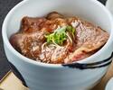 神戸牛 網焼き丼