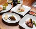 """【Ukiyoe Lunch】 Enjoy Tokyo vegetables and our original wagyu """"Keyakizaka Beef"""""""