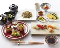 【ランチ】寿司・蕎麦膳
