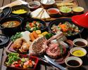 【平日限定500円OFF】SORAMIDO BBQコース