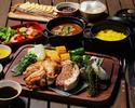 3月20日~新メニュー!【平日限定】 学生BBQコース ソフトドリンク飲み放題 ※2.5時間制