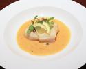 白身魚のムニエール シトロンソース モナコ風<平日価格>