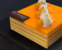 Mandarin Layer Cake