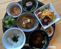 [Weekdays only] Vegetable Set Lunch