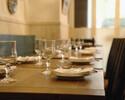 【土日祝ランチ・ディナー】お席のみのご予約