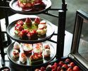 "Seasonal Afternoon Tea ""Strawberry Garden"""