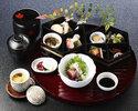 京懐石弁当 雨月 特花の膳 湯豆腐+南禅寺蒸し付き