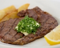 【Lunch】Steak Lunch at the counter  ¥2,000