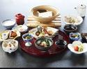 Kyoto Kaiseki cuisine 10 dishes