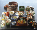 Kyoto Kaiseki cuisine 13 dishes