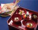 【Lunch】お食い初めプラン(テーブル席)