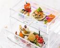 【宝石箱×いちごランチ】選べるメインに苺スイーツ!春色カジュアルフレンチ <Lunch Course - Bijou -(ビジュー~宝石~)>