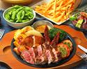 肉と野菜のグリル! HAWAIAN BBQ セット 料理のみ