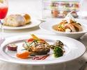 【◆12種ワインのフリーフロー◆宝石箱×いちごランチ】 選べるメインにいちごスイーツ!春色カジュアルフレンチ <Lunch Course - Bijou -(ビジュー)>