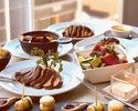 【HP予約限定1ドリンクサービス プリフィクスランチ】ピンチョス3種、鎌倉野菜とグリーンサラダ、メインはプリフィクス
