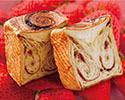 「クロワッサン食パン いちご」 ※13時以降の受取り