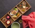 Japanese afternoon tea (Saturday and holiday)