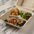 【TAKEOUT】PASTA BOX イカスミのタリオリーニ 魚介のラグーソース