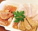 【テイクアウト】冷製お肉惣菜盛り合わせ