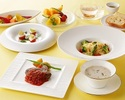 彩り美食コース【ヴィーガンメニュー】