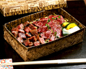 [Takeaway] Omi beef Gion bento
