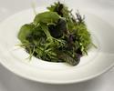 【テイクアウト】梶谷農園のハーブ野菜サラダ ¥900